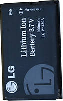 Аккумулятор АКБ LG KP110 A100 A120 A130 A140 A155 A160 A175 A190 A230 AX155 AX585 C100 CB630 CE110 GB102 GB106 GB109 GB125 GB130 IP-430A IP-531A