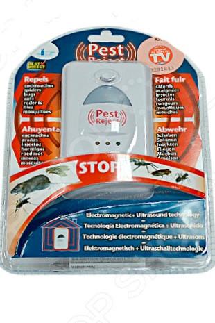 Прибор Pest Reject - ультразвуковой отпугивать вредителей: мышей, крыс, тараканов, клопов, других насекомых и грызунов.