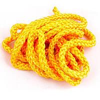 Скакалка для художественной гимнастики 3 м. желтая