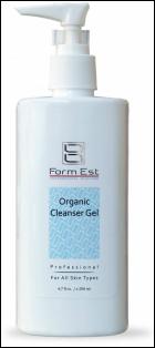 Натуральный очищающий гель для всех типов кожи - Organic Gel , 200мл