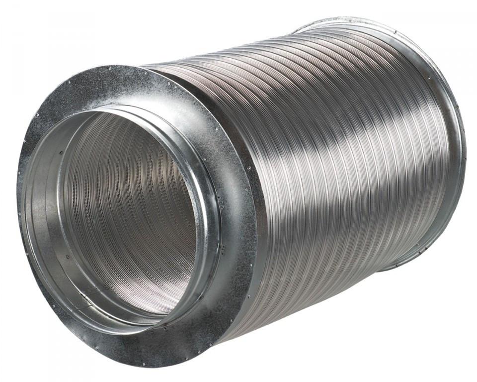 Шумоглушитель СРФ 200/600
