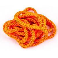 Скакалка для художественной гимнастики 3 м.оранжевая