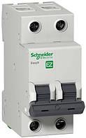 Автоматический выключатель Easy9  2Р, 20А, 4.5кА, тип С, EZ9 Schneider Electric