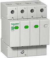 Устройство защиты от импульсных перенапряжений Easy9 3P+N, 20кА, 10кА, 1,3кВ, EZ9 Schneider Electric