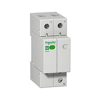 Устройство защиты от импульсных перенапряжений Easy9 1P+N, 20кА, 10кА, 1,3кВ, EZ9 Schneider Electric