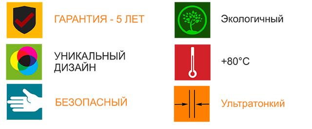 Инфракрасные обогреватели Кам-Ин