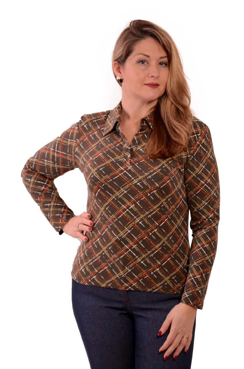 Батник сорочка блузка ,молодіжний трикотажний .