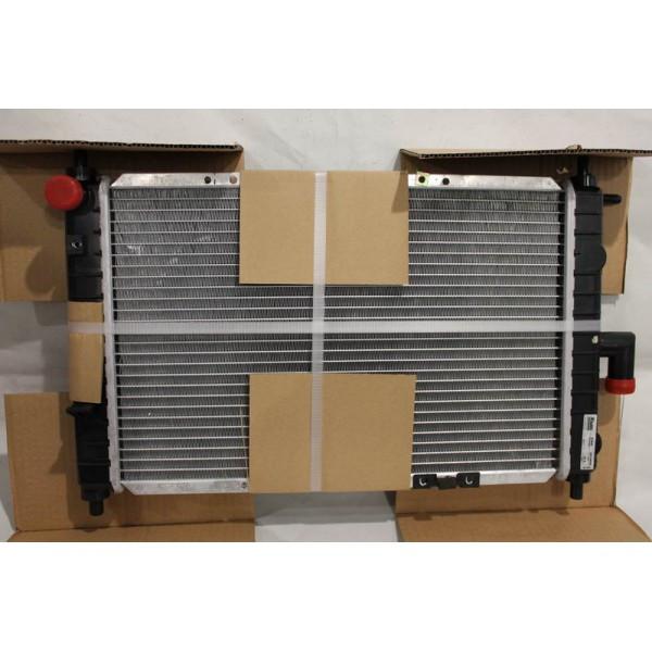 Радиатор основной Матиз (0.8, МКПП)