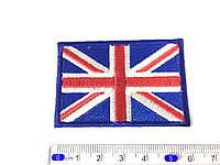 Нашивка флаг Великобритании (Great Britan)