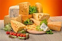 Самоклеящаяся этикетка на сыр
