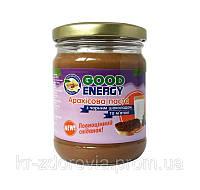 Арахисовая паста (масло) с черным шоколадом и мятой GOOD ENERGY 250г