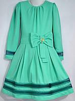 Платье для девочки весеннее