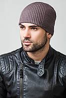 Мужская шапка Bad UniX какао