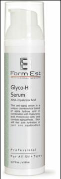 Сыворотка с подтягивающим эффектом - Glyco-H Serum- 30мл