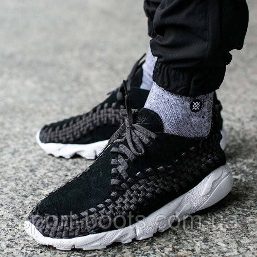 huge selection of 3a657 3029e Оригинальные мужские кроссовки Nike Air Footscape Woven NM