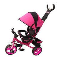 Велосипед трехколесный TURBOTRIKE M 3113-6 Розовый