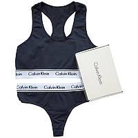 Женский комплект Calvin Klein темно-синий