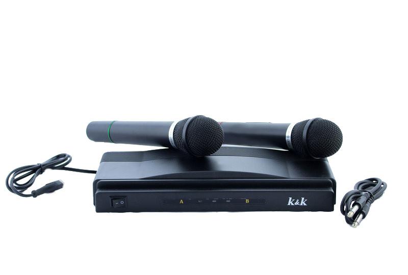 Комплект Радиомикрофонов в DM 306