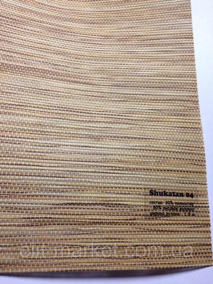 Бамбуковые ролетные шторы
