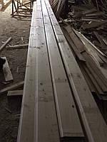 Имитация бруса (Смерека) из Прикарпатья (3,5см) 1м