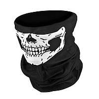 Баф, buff, бандана-шарф, повязка, бафф череп, маска-череп балаклава