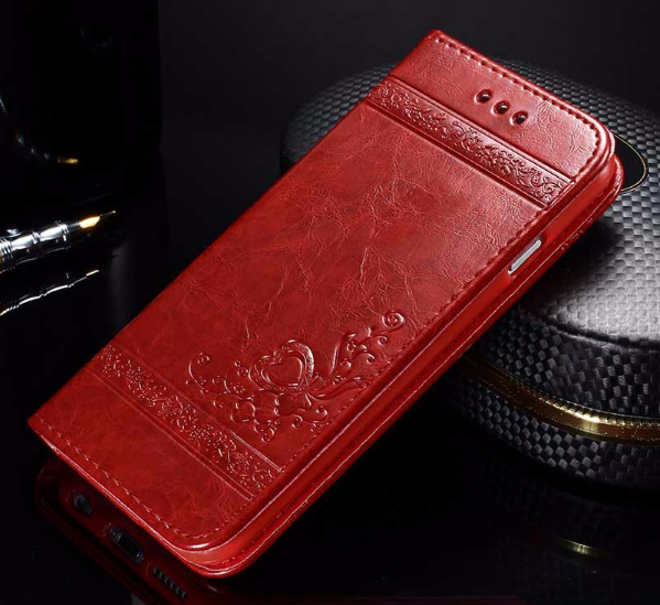 Чохол iPhone 6 / 6S червоний