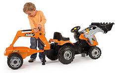 Тракторы Smoby