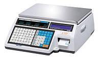 Весы торговые с термопечатью CL5000 J-IB CAS