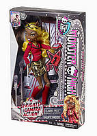 Кукла Monster High Frights, Camera, Action! Clawdia Wolf