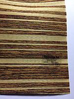 Рулонна штора Калькутта темно коричнева