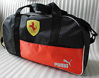 Спортивная сумка Puma Ferrari - сумка для тренировок