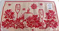 Махровое полотенце жаккардовое салфетка 50*30см  (Беларусь), фото 1