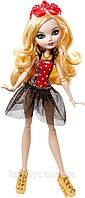 Кукла Ever After High Эппл Вайт Стеклянное озеро Mattel