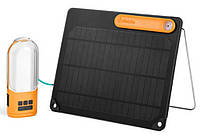 Набор 'Солнечная батарея и фонарь' BioLite PowerLight Solar Kit