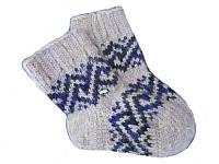 Шерстяные носки №18 (Шерстяные носки)