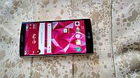 LG G4, RED, оригинал, кожа, сост. нового #561