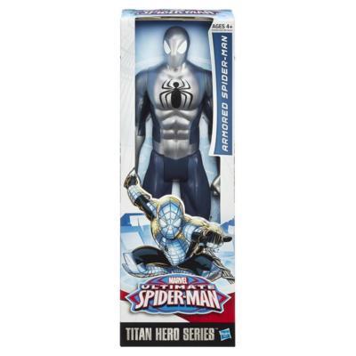 "Игрушка-фигурка Бронированный Человек-Паук - Armored Spider-man, ""Titan Hero Series"",  Hasbro"