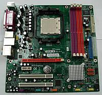 Плата под AMD sam2 ECS MCP61SM-AM 125W READY УЦЕНКА-PCI-Express !! ПОНИМАЕТ ВСЕ 2ЯДРА ПРОЦЫ до ATHLON X2 6000