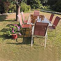 """Набор садовой мебели """"Ангкор-1""""."""