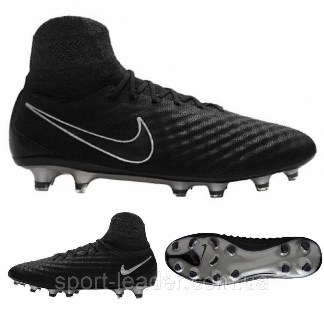 54aff255 Футбольные бутсы Nike Magista Obra II Tech Craft 2.0 FG 852504-001 - Sport-