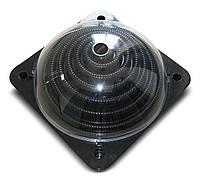 Солнечный нагреватель Keops - размеры: 57см x 57 см x 32 см (ШхДхВ);