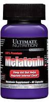Витамины и Минералы Ultimate Nutrition Melatonin 100% Premium (60 caps)