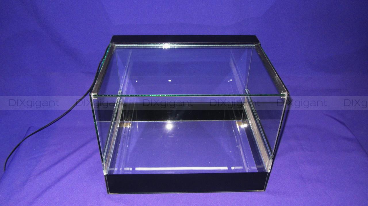 Террариум для улиток 40х30х35 см.