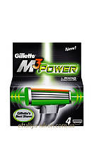 Картриджи Gillette Mach3 Power Innovation 4 шт