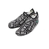 Кроссовки Actos Skin Shoes NY Black (разм 37-41)