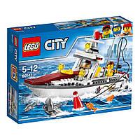 Lego City Рыболовный катер 60147