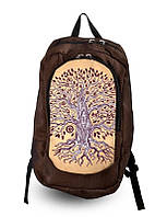 Рюкзак женский с принтом Дерево