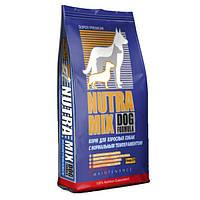 Maintenance для взрослых собак (синий) (Нутра Микс) Nutra Mix (7.5 кг)