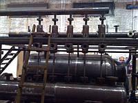 Сепаратор в схеме утилизации шахтного метана  (шахтного газа)
