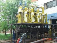 Сепаратор СЦВ в экологических программах. Сепаратор, газовый сепаратор.